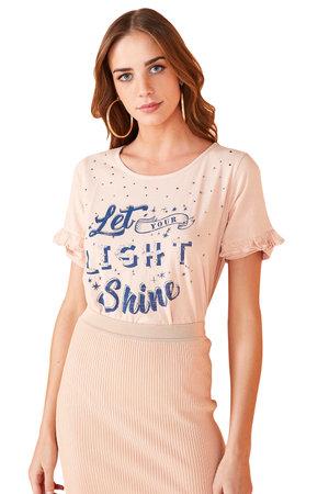 Blusa Silk Shine