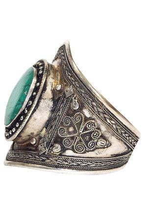 Bracelete Nepal Turquesa