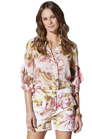 Camisa Costa Esmeralda