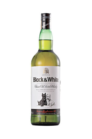 Whisky Black & White 8 anos
