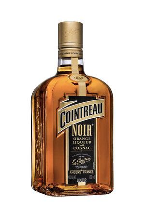 Licor Cointreau Noir Laranja Com Cognac 700ml