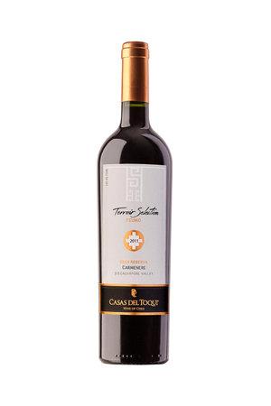 Vinho Casas del Toqui Gran Reserva Carmenere