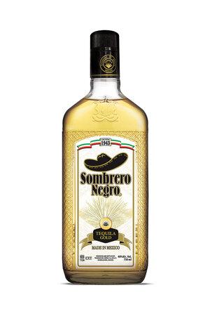 Tequila Sombrero Negro Gold