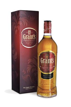Whisky Grants 8 Anos Litro