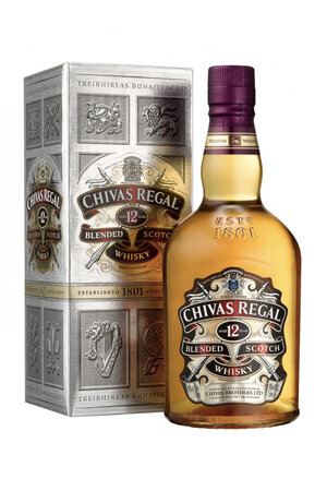 Whisky Chivas Regal - 12 anos