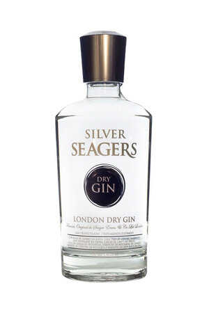 Gin Silver Seagers 750ml