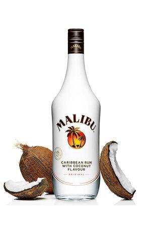 Licor Malibu Sabor Coco - Caribbean Coconut