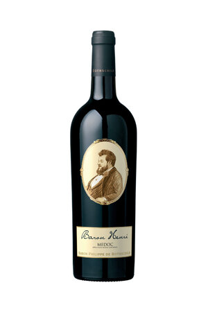 Vinho Baron Henri Médoc