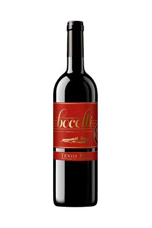 Vinho Bocelli Tenor Red