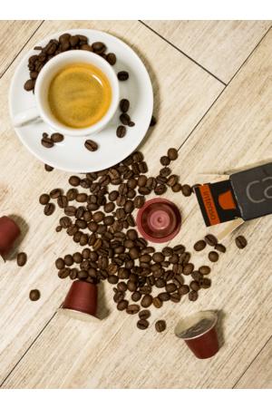 Cápsulas de Café Capresso Intenso - 10 unidades