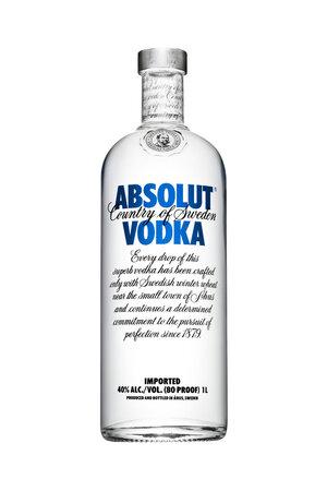 Vodka Absolut Tradicional Litro
