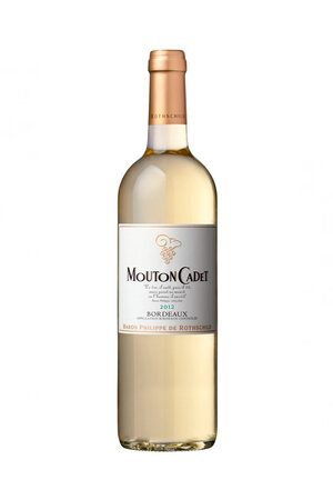 Vinho Mouton Cadet Blanc