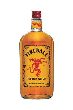 Whisky com Canela FireBall 750ml
