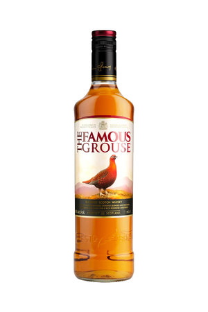 The Famous Grouse 8 anos 750ml