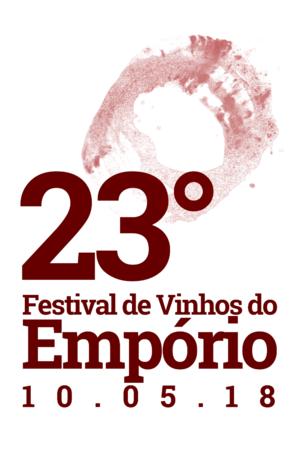 23° Festival do Vinho - 10 de Maio de 2018