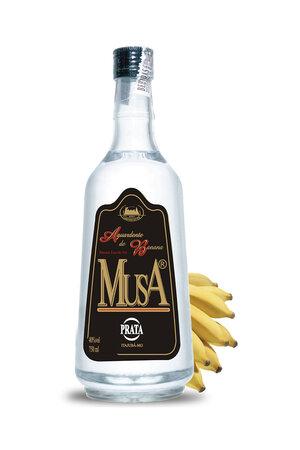 Aguardente Banana Musa Prata