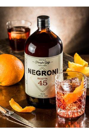 Negroni Ricetta 45 Famiglia Griffo