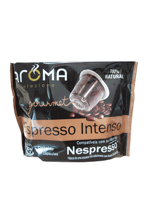 Café Espresso Intenso Aroma - 10 Cápsulas