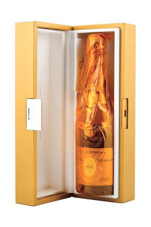Champagne Louis Roederer Cristal Brut 2007