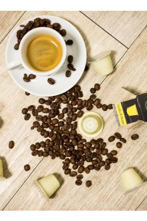 Cápsulas de Café Capresso Vanilla - 10 unidades