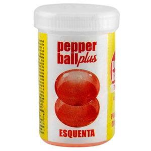 Bolinha Funcional Pepper Ball Plus Esquenta com 2 Unidades