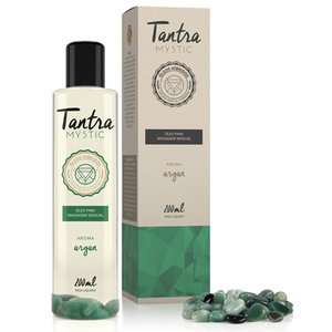 Tantra Mystic Óleo para Massagem Sensual Aroma Argar 200ml