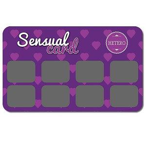 Raspadinha Sensual Card Hétero