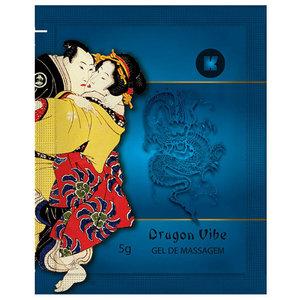 Sachê Dragon Vibe - Excitante Masculino Eletrizante