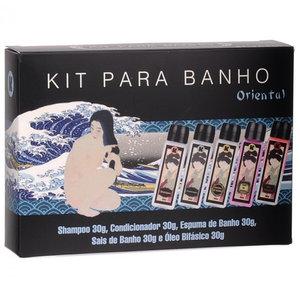 Kit para Banho Oriental