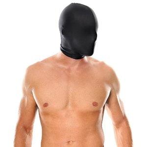 Máscara para Sadomasoquismo Fechada