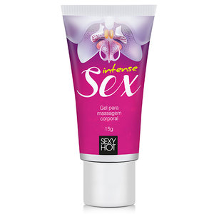 Excitante Feminino Intense Sex Argenina 15g