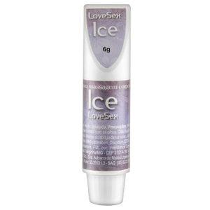 Gel Funcional Ice Causa Agradável Sensação Geladinha 6g
