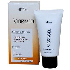 Gel Aquoso Vibrador Líquido Vibragel 17g - Coleção Sensorial Therapy