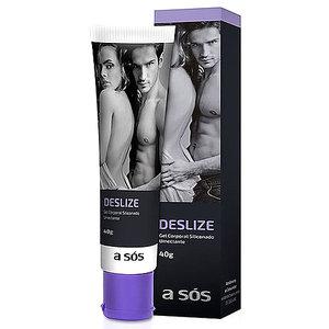 Gel Deslize - Lubrificante Siliconado 40g
