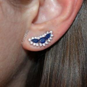 Ear Cuff Caitlin Safira