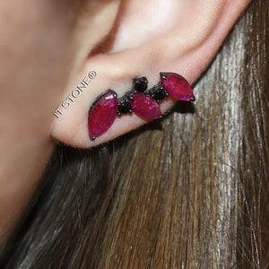 Ear Cuff Brittany Rubi