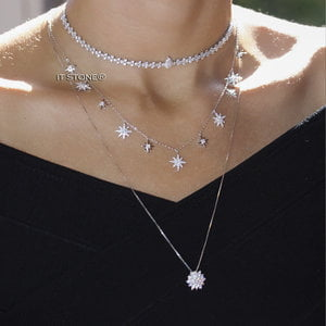 Mix Choker Riviera Gotinha Luxury