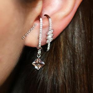 Mix Ear Hook 3 Navetes