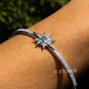 Bracelete Star Cravejado