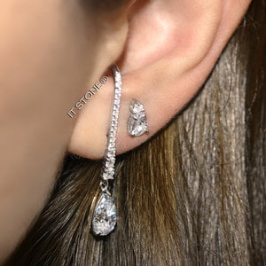 Ear Hook Classy Gota