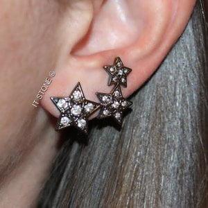 Ear Cuff Falling Star