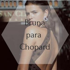 Bruna Marquezine para Chopard
