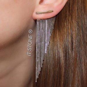 Ear Cuff New Fringe