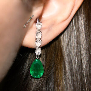 Ear Hook Cheryl Esmeralda Fusion