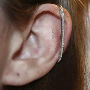 Piercing Hook Falso Cartilagem (unidade)