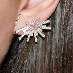 Ear Cuff Norddic Morganita