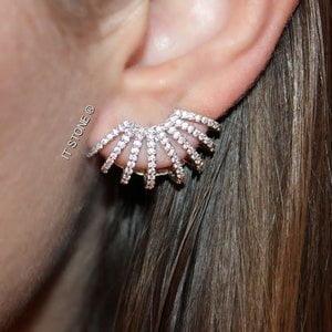 Ear Cuff Thassia Glam