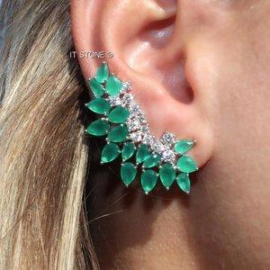 Ear Cuff Noveaux Esmeralda