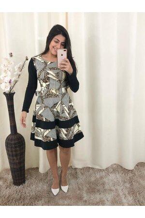 Vestido Boneca Isabelly