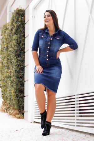 Vestido Jeans Mia